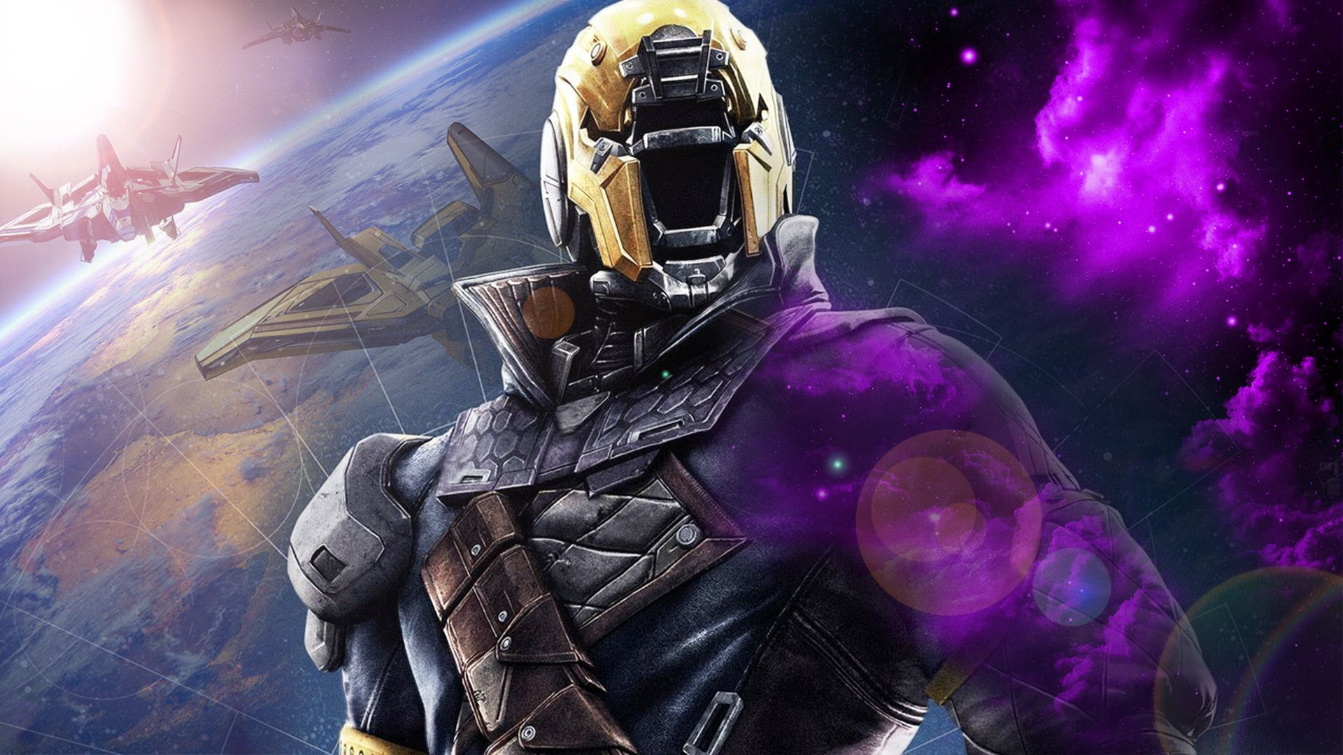 More fanart awesomeness Destiny Fan art Pinterest