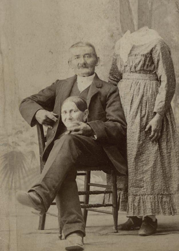 Weird Victorian Photos 7