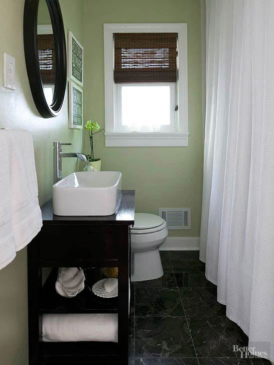 Small Bathroom Remodels On A Budget Pinterest Hall Bathroom - 7 x6 bathroom design