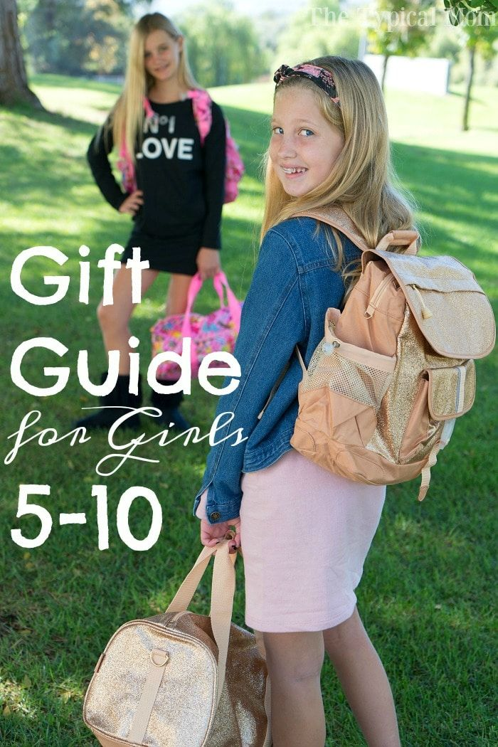 Gift Guide for Girls 6 year old christmas gifts, Tween