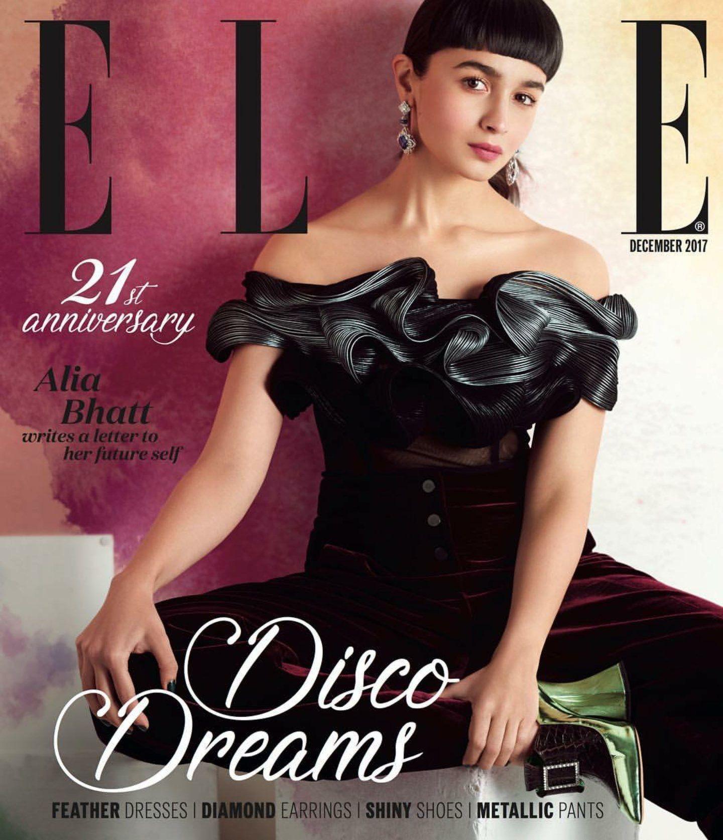 2019 year look- Alia newbie bhatt on vogue cover