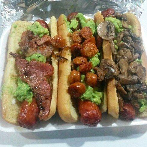México — Jochos o dogos. | 16 Deliciosos hot dogs alrededor del mundo que necesitas conocer