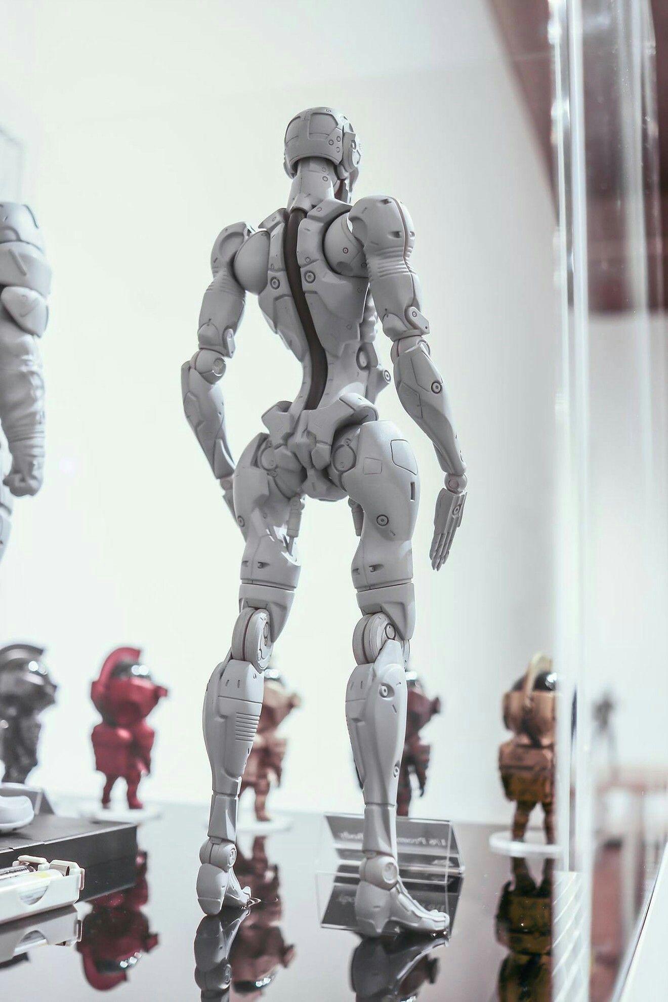 Pin De Pastel Apocaliptico Em Action Figures Arte De Robo