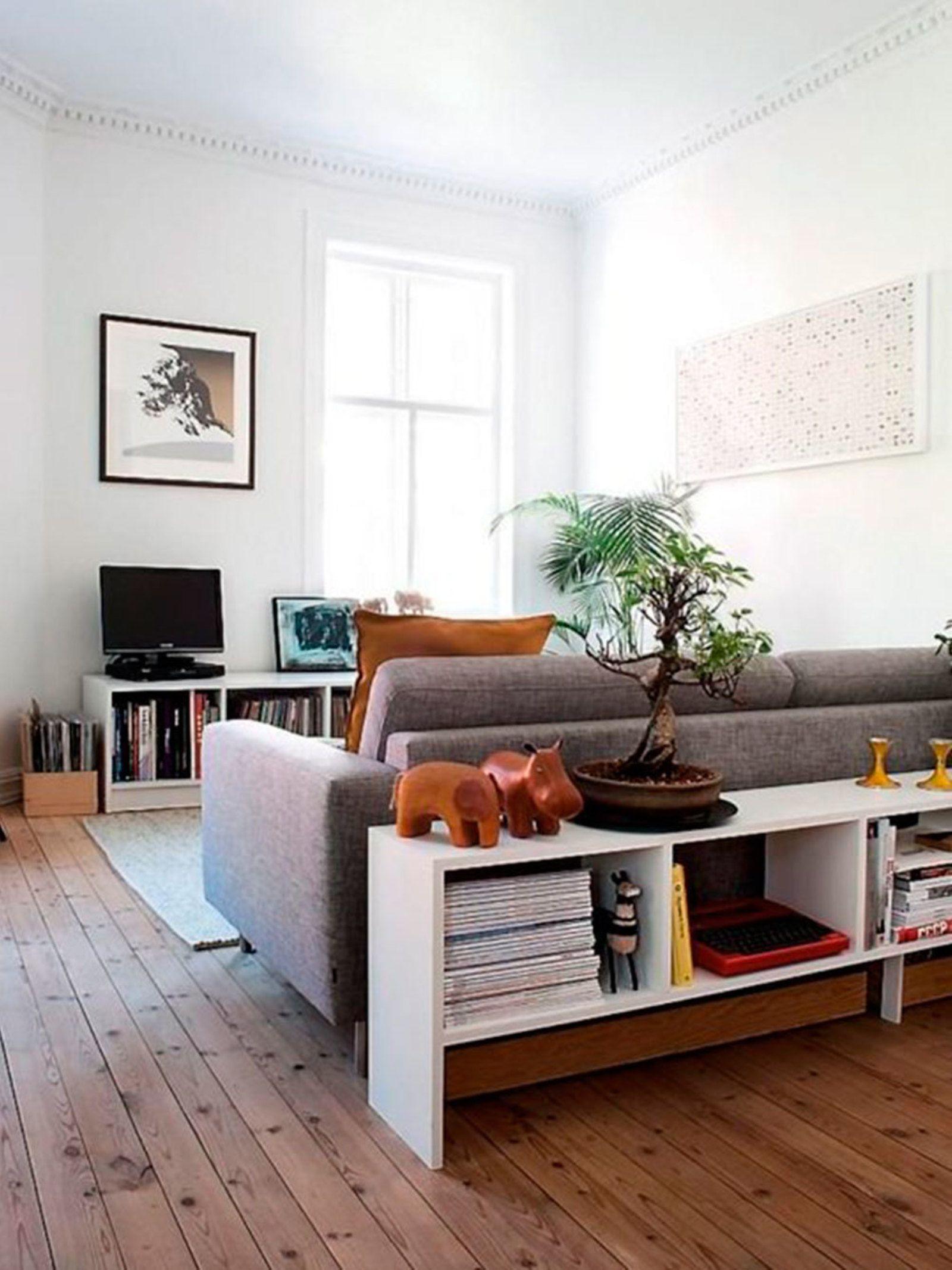 Klein Maar Fijn: 14x Inspiratie Voor Kleine Appartementen Decoratie Klein  Appartement, Studio Kamer,