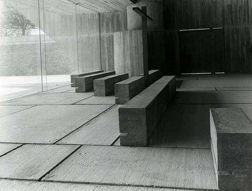 Juliaan Lampens | OLV Kapel van Kerselare Oudenaarde _1961