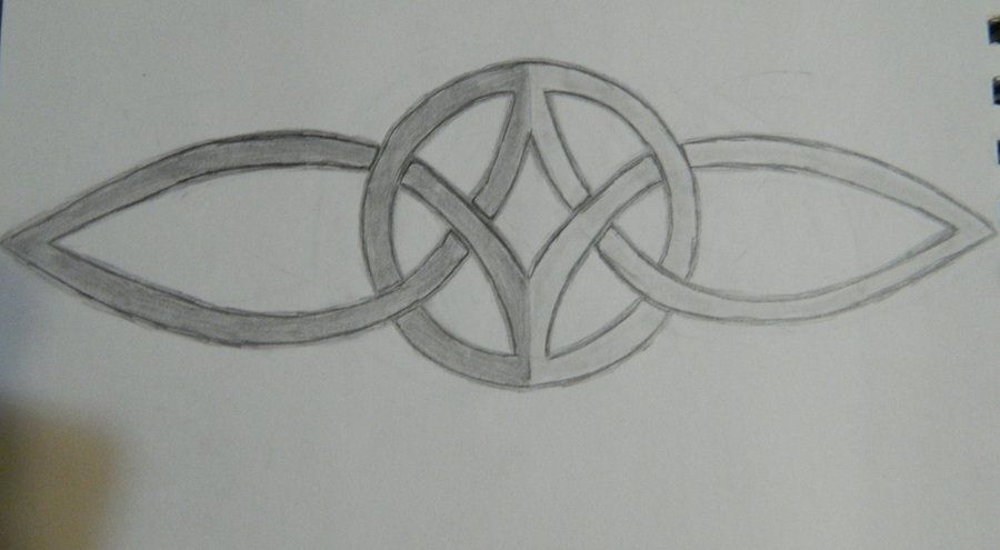 Irish Symbols Celtic Symbol For Eternal Love By Snowknightling312