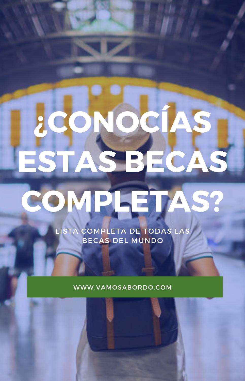 Becas Para Latinoamericanos 2021 Guía Oficial Vamos A Bordo Becas Universitarias Trabajar En El Extranjero Carreras Para Estudiar