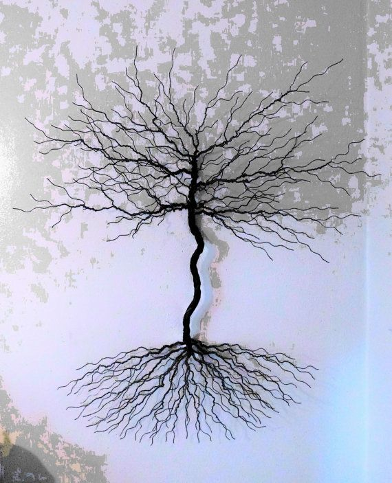 3 foot wire tree wall mount. RESERVED FOR D   wire tree   Pinterest ...