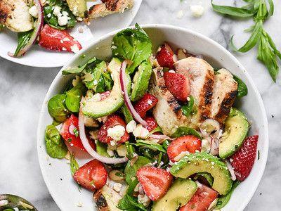 Elke dag schotelen we je met plezier een recept voor dat zowel lekker als gezond is. Bron: lavavida.tumblr.com Voor 2 personen * Bereiding...