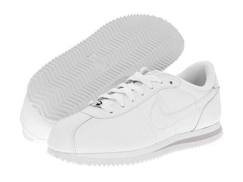 nike cortez womens shoe white
