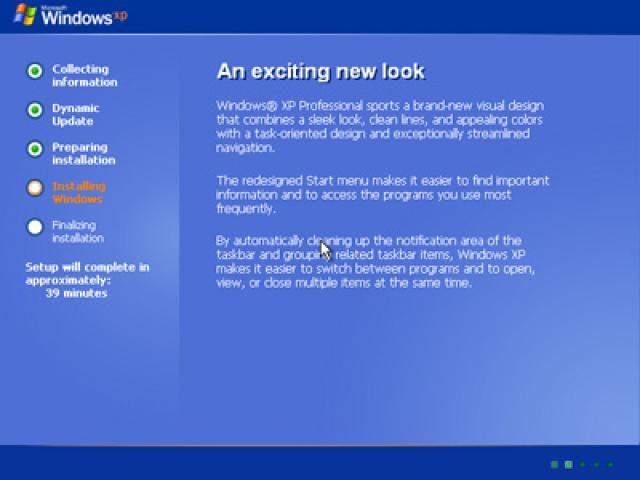 How to Repair the Most Serious Windows XP Problems Windows xp - windows repair install