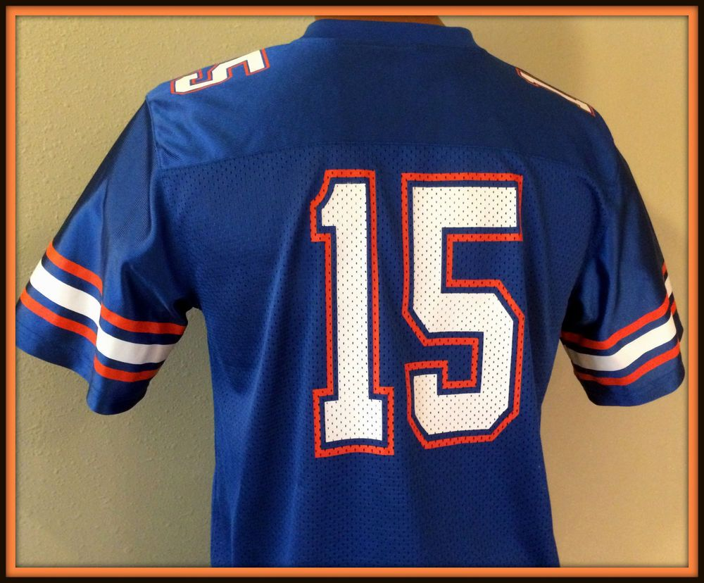 best loved 3ea94 7e973 Details about NIKE Youth Large Florida GATORS Jersey 16/18 ...