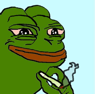 Deadpixelsdaily Frog Wallpaper Meme Stickers Dankest Memes