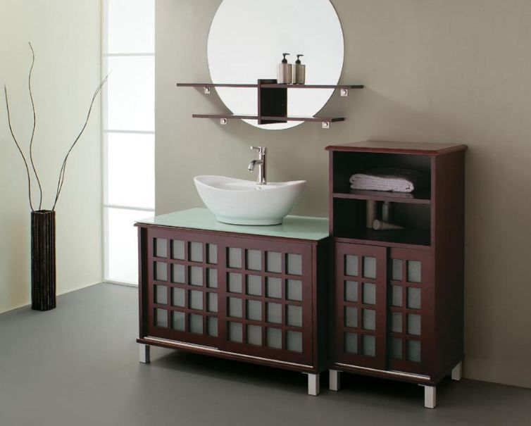 Superbe Anese Style Of Bathroom Vanity Ideas For The House
