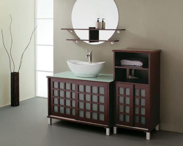 Japanese Style Of Bathroom Vanity