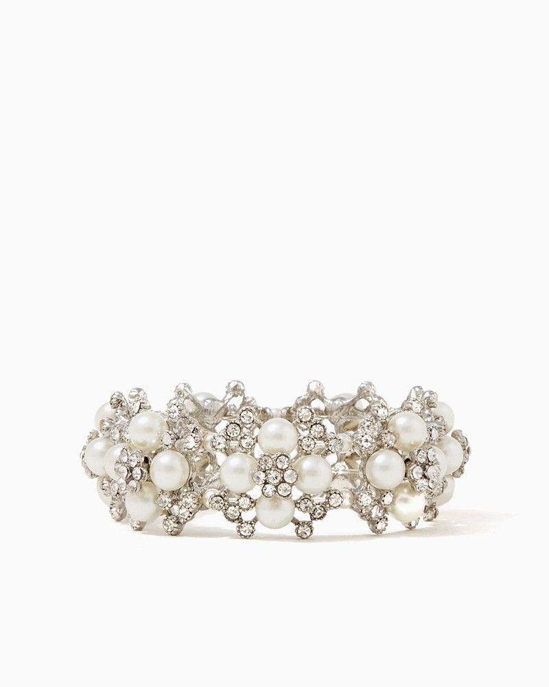 charming charlie Izzie Cluster Bracelet UPC 400000166964