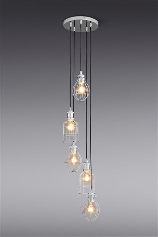Buy Stockton 5 Light Cluster Pendant From The Next Uk Online Shop Cluster Pendant Lighting Kitchen Lighting Fixtures Ceiling Pendent Lighting