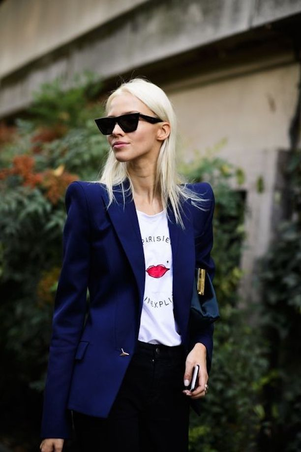 93023774eee The Best Street Style Snaps From Paris Fashion Week (because im ...
