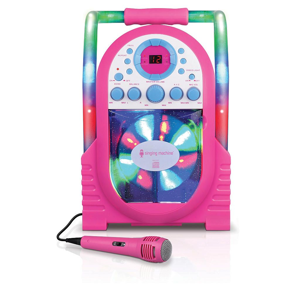 Get A Handle On The Party With The Singing Machine