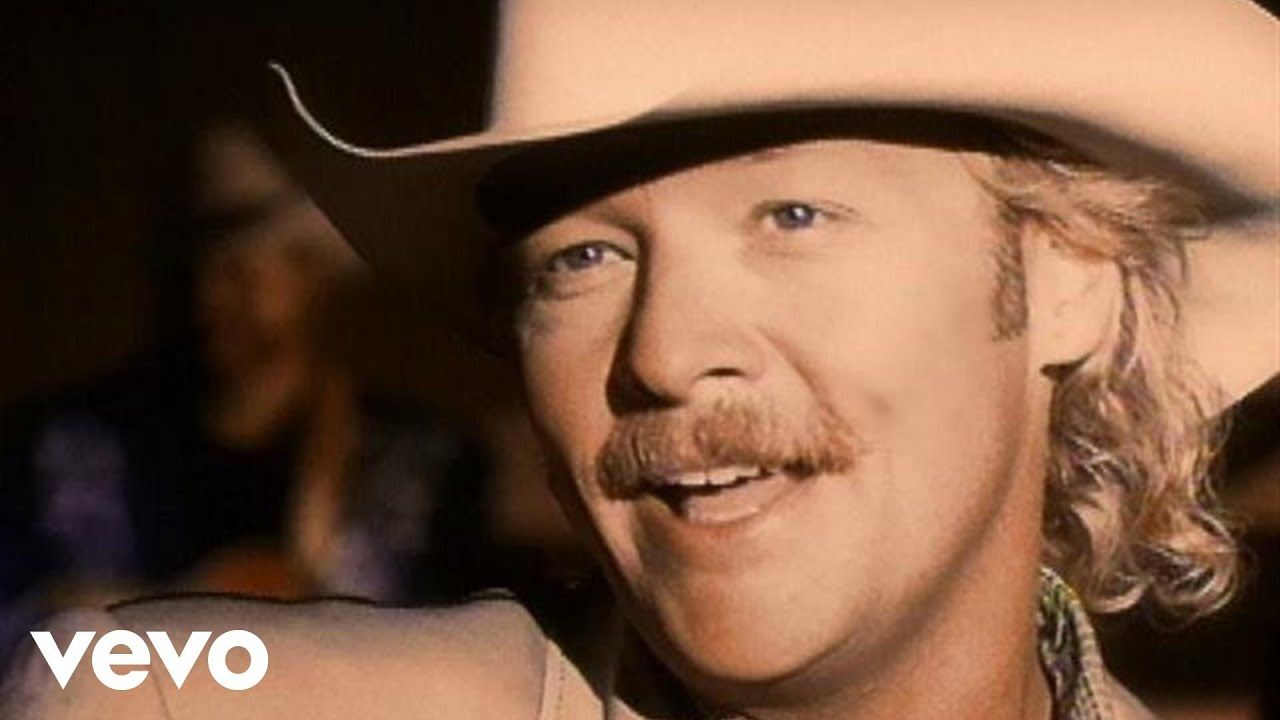 Alan Jackson Pop A Top Official Music Video With Images
