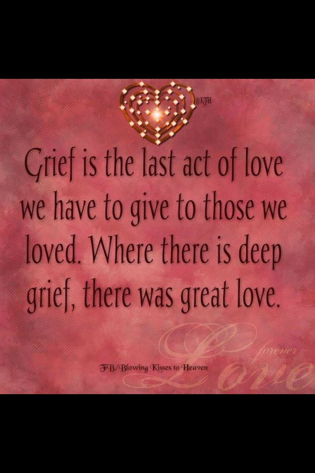 Great Love Never Dies Quotes Quotes Bereavement Grief
