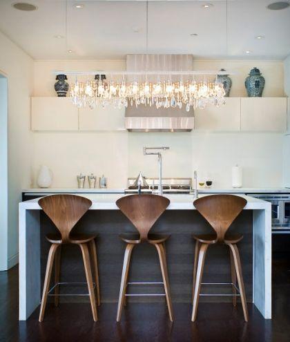 Design Icons Norman Cherner Contemporary Kitchen Kitchen