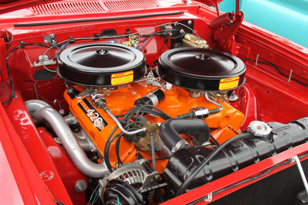 Muscle Car Engines Autotraderclassics Com Article Milestone