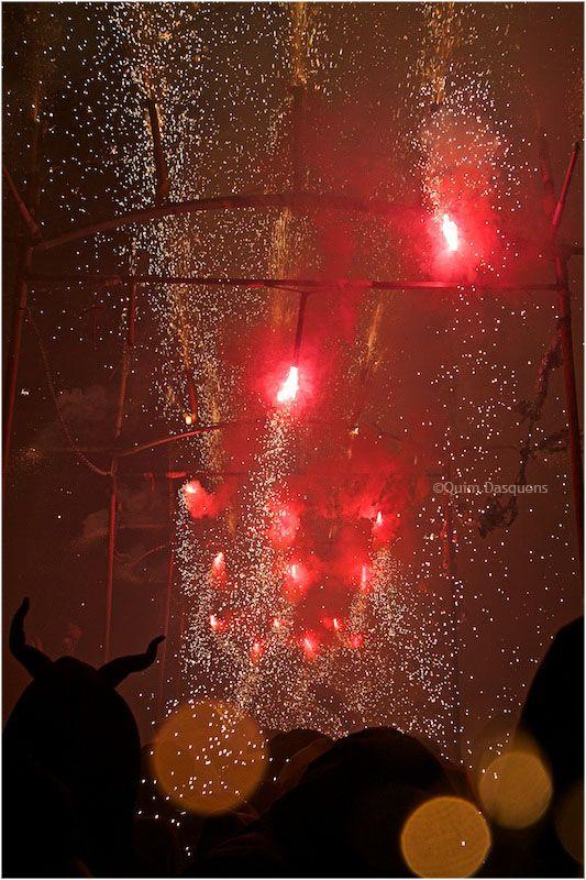 Escaldarium Festes De Foc I Aigua Caldes De Montbui Catalonia Espana Cultura Paises