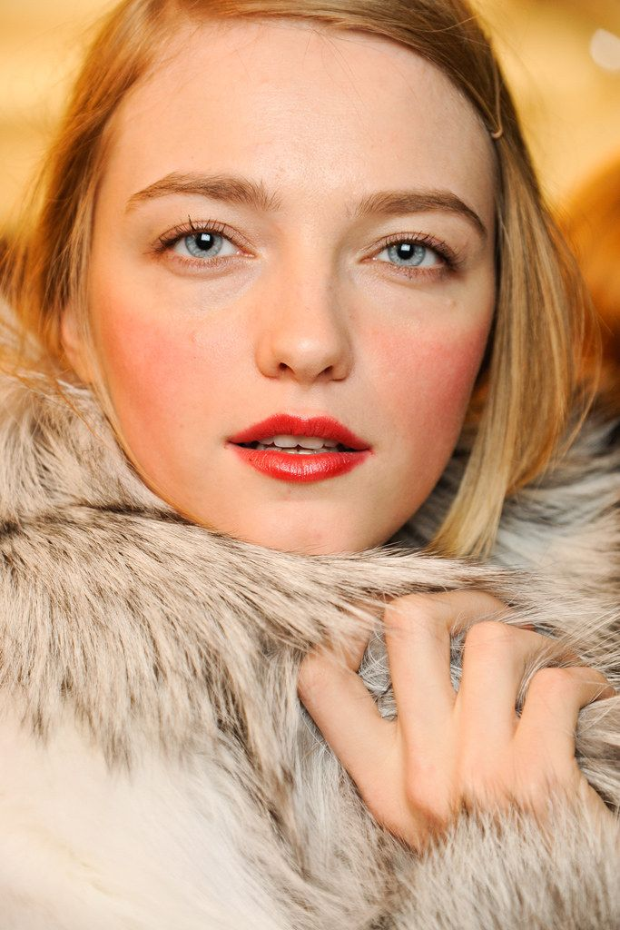 Michael Kors Collection Fall 2012 Ready-to-Wear Fashion Show Beauty