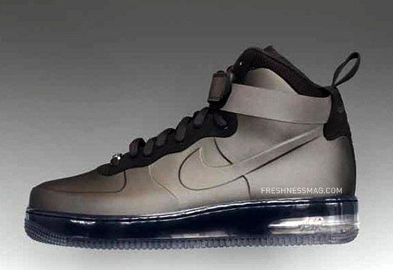 Nike Air Force 1 x Foamposite | Zapatillas hombre, Zapatos