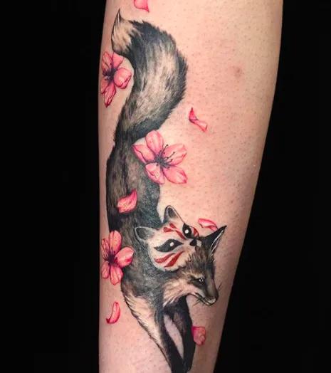 Best Sakura Cherry Blossom Tattoo Designs To Use For Inspiration Sakura Tattoo Cherry Blossom Tattoo Blossom Tattoo