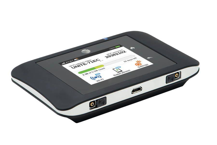 Netgear launches 450mbpscat 9 lte advanced mobile hotspot