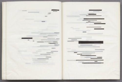 Un Coup De Dés Jamais N Abolira Le Hasard Marcel Broodthaers Visual Poetry Poetry Workshop Artist Books