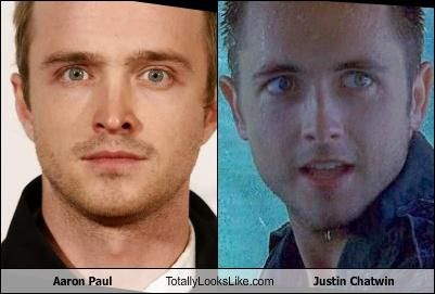 It's not just me - Steve in Shameless and Jesse from Breaking Bad are identical.