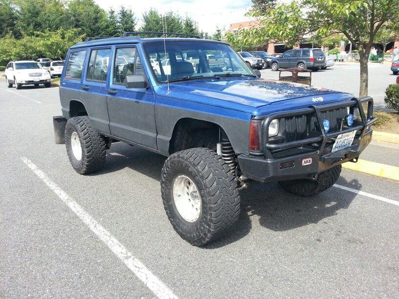 Xj 33x13 5 Jeep Cherokee Xj Jeep Cherokee Jeep Xj
