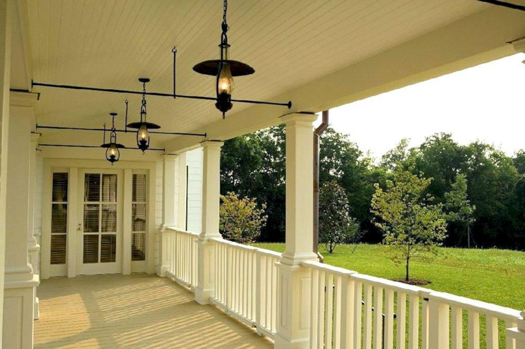 20 Wonderful Porch Lighting Ideas For Amazing Front Yard
