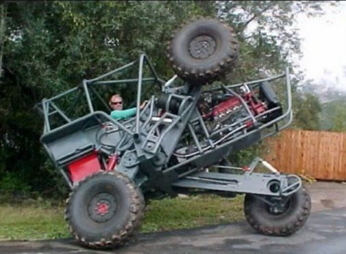 The Awesome OffRoad Vehicle Chainlink Extreme X X - Cool cars 4x4