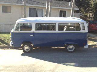 Volkswagen : Bus/Vanagon 2 front doors and right passenger slider door. in Volkswagen | eBay Motors $1000