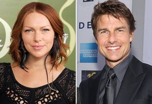 Tom Cruise and Laura Prepon Not Dating Despite Reports