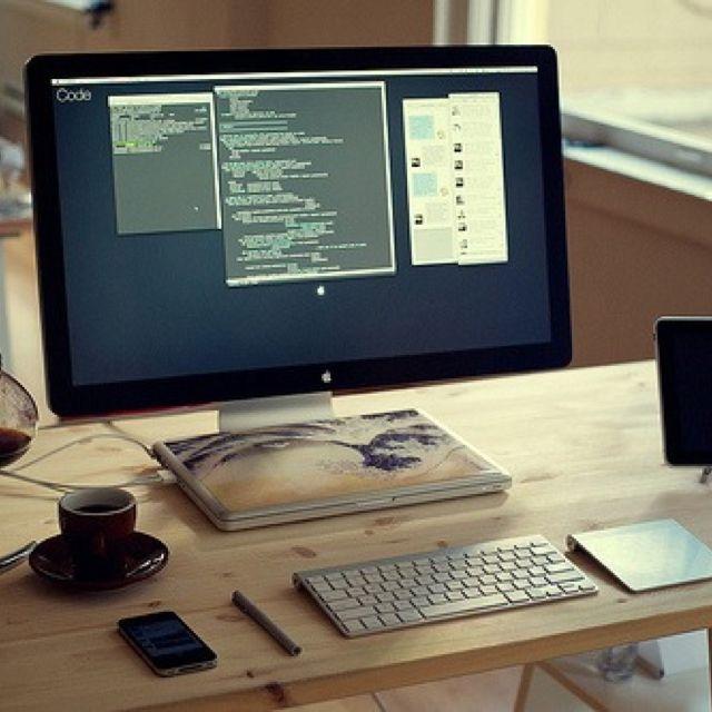 Apple Mac Love! #Apple | Products I Love | Home office setup, Office
