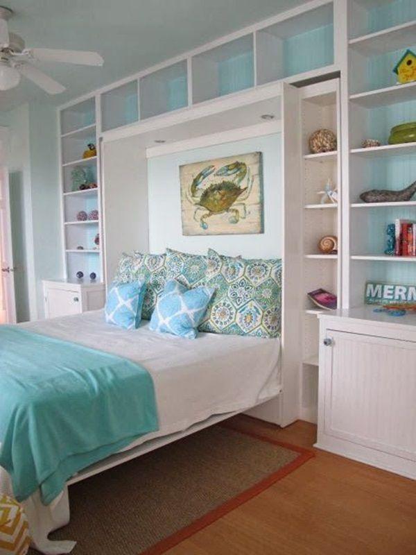 Beach Cottage Bedroom Decorating Ideas - Bing Images #beachcottagestyle
