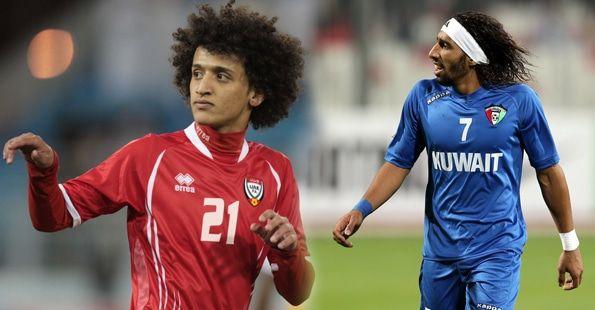 نتيجة مباراة الإمارات والكويت اليوم وملخص موقعة الحسم في المجموعة الأولى من كأس الخليج 23 بين عيال زايد والأزرق Sports Sports Jersey Jersey