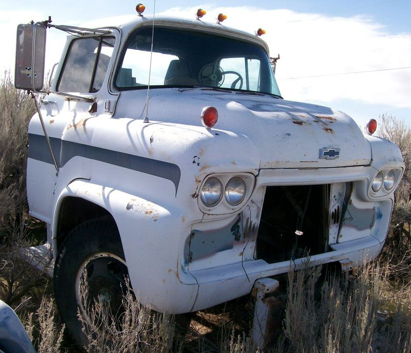 1959 Chevrolet Series 5000 LCF Low Cab Forward 2 Ton Semi