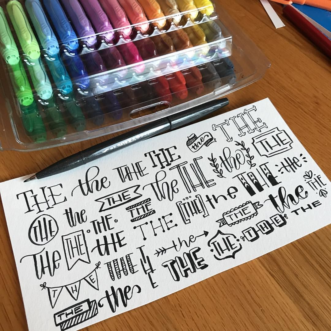 Once I Start Doodling I Don T Want To Stop Black Marker