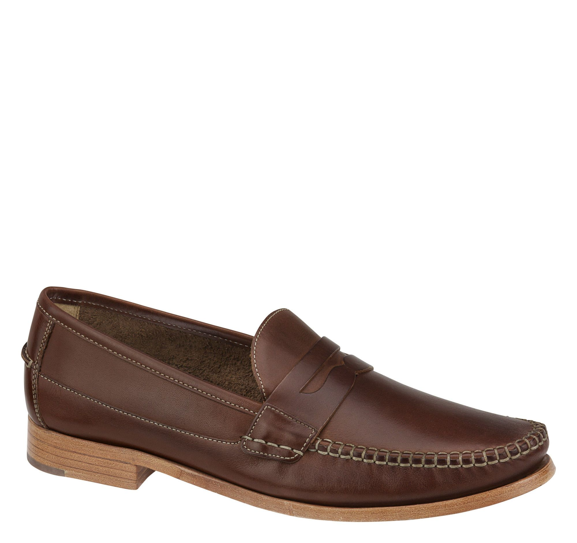 Danbury Penny - Johnston & Murphy · Men's ShoesLoafer ...