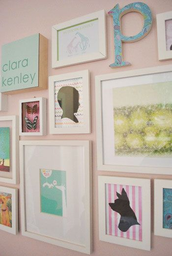 Nursery Art Expansion: How Our Gallery Wall Is Growing | Nursery art ...