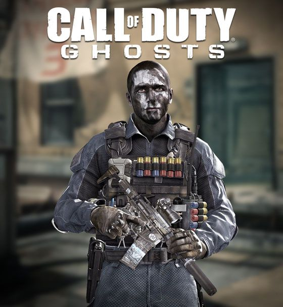 Latest 560 608 Call Of Duty Ghosts Call Of Duty Kratos God Of War