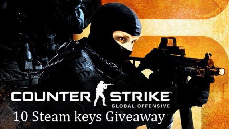 Counter-Strike: Global Offensive Steam keys