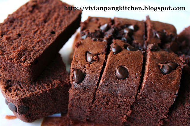Vivian Pang Kitchen Cocoa Condensed Milk Pound Cake Steam Bake Condensed Milk Chocolate Cake Recipe Cake Recipes Baking