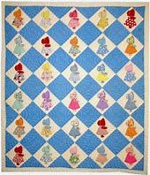Image result for Sun bonnet sue quilt patterns free #sunbonnetsue